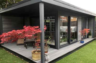 Garden Quiet Retreat Sheffield