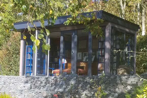 Garden Studio Library Sheffield