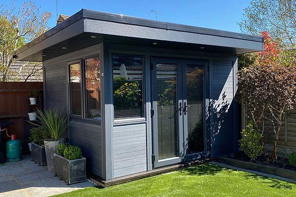 High Performance Composite Garden Rooms Sheffield