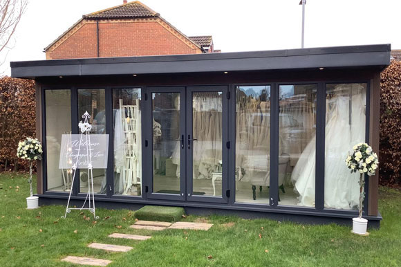 Work From Home Garden Offices Sheffield