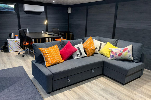 Garden Room Retreat Sheffield
